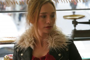 "ELINA LOWENSOHN AS BEBE IN HAL HARTLEY'S ""FAY GRIM"", 2006"